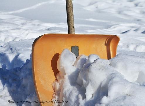 Schneeschaufler gesucht